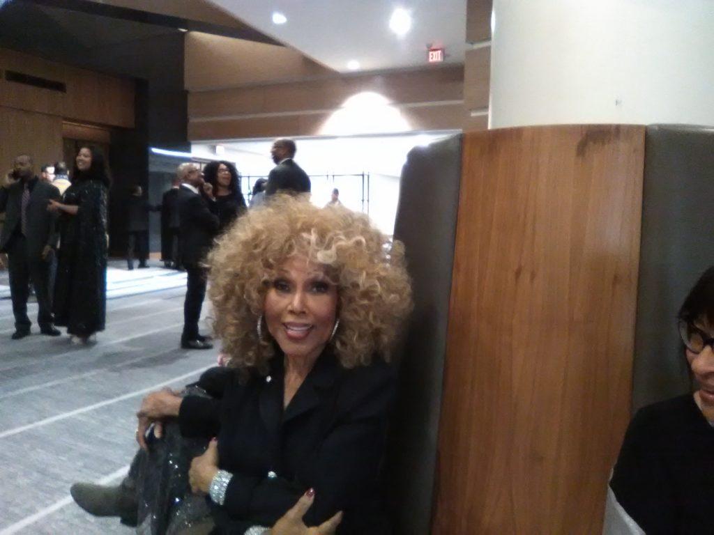 Television Star Ja'Net Dubois