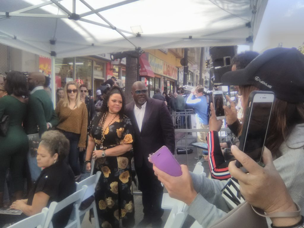 Tamala and David Mann PHOTO: YEVETTE RENEE