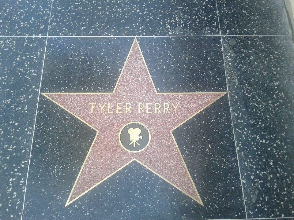 Tyler Perry's new star Photo: Yevette Renee