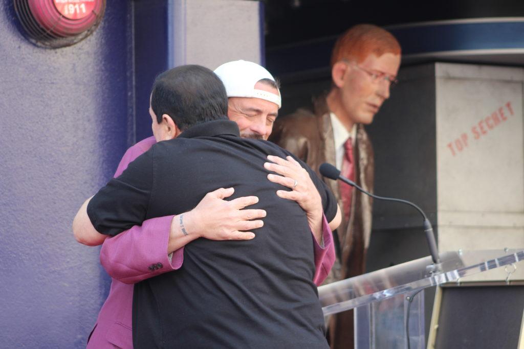 Burt Ward Hollywood Walk of Fame. PHOTO: Yevette Renee