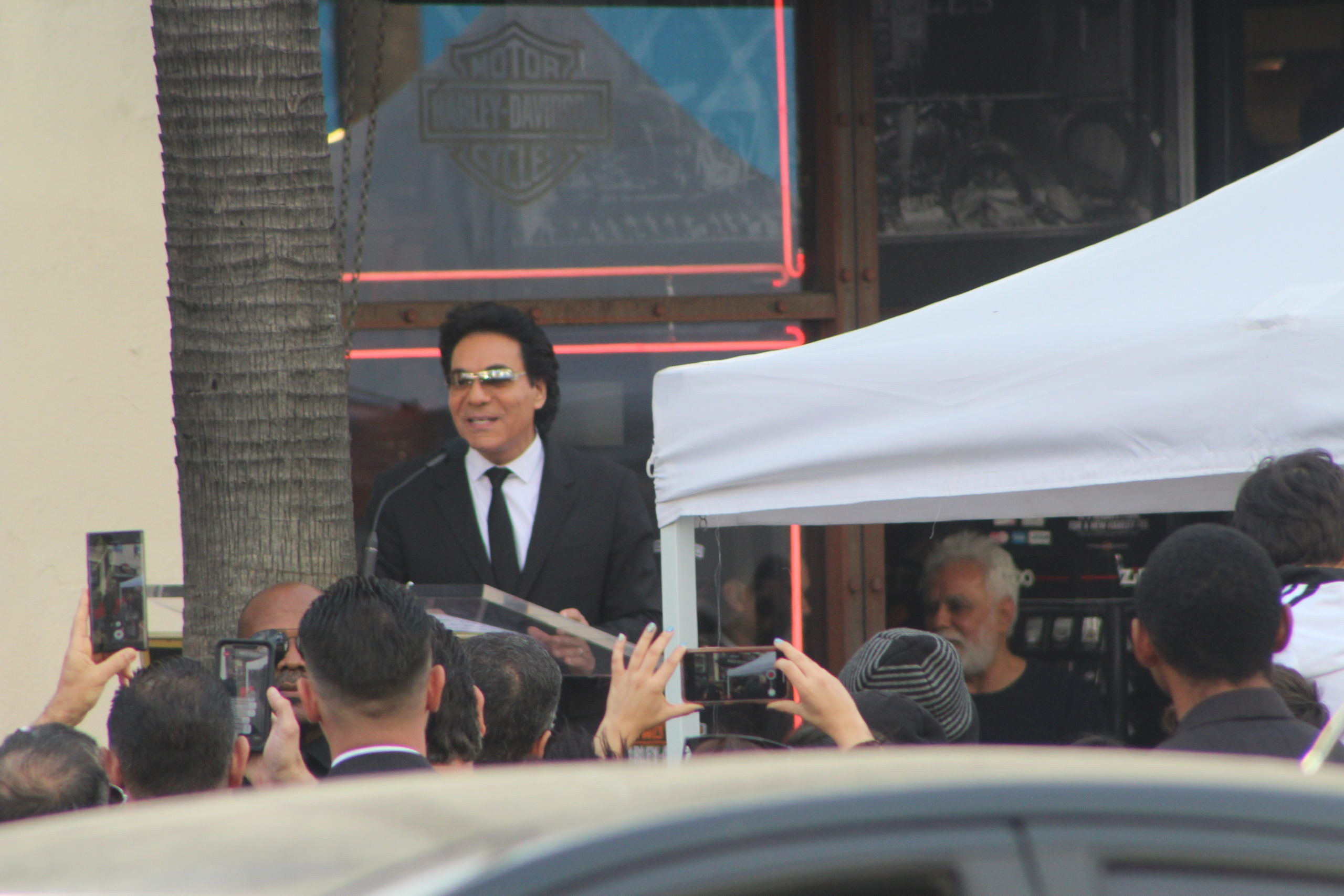 Andy Madidian Hollywood Walk of Fame Ceremony