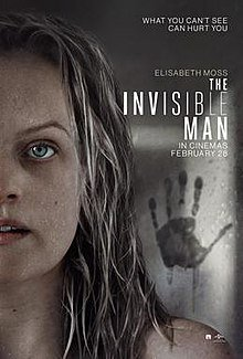 The Invisible Man Key Art