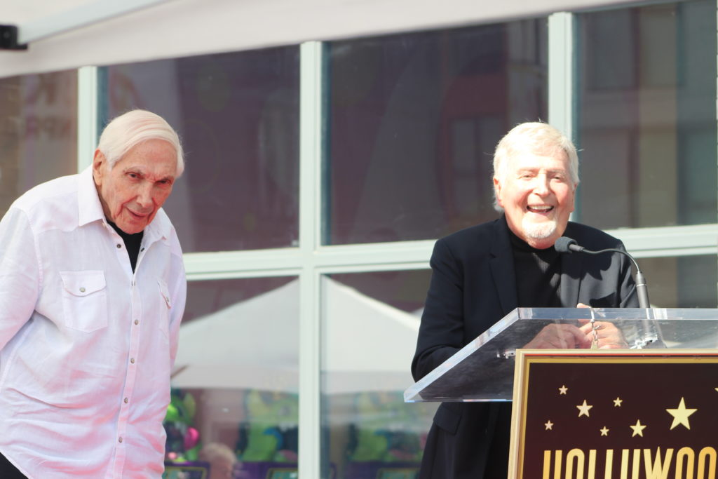 Sid and Marty Krofft Hollywood Walk of Fame. PHOTO: YEVETTE RENEE