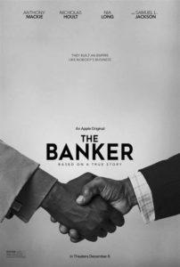 The Banker Key Art