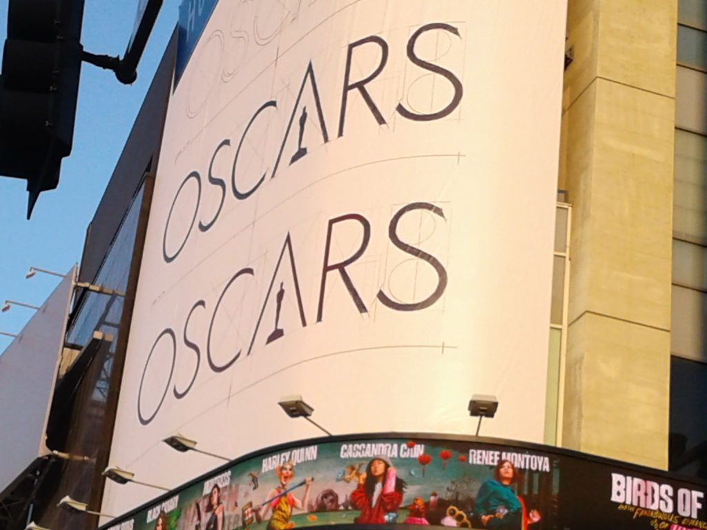 Oscar Marquee Dolby Theater