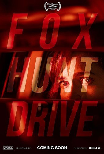 Fox Hunt Drive Film Poster