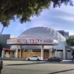 Pacific Cinerama Theatre Photo: Yevette Renee
