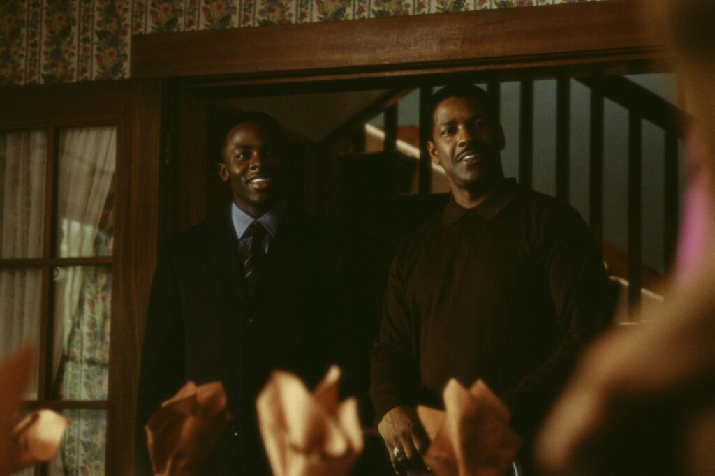 Antwone Fisher -TCM Classic FF 2021