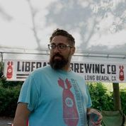 Dan Regan (Liberation Brewing Company) in Christo Brock's BREWMANCE. (Photo Credit: BROCKLAMATION FILMS)