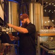Jesse Sundstrom (Ten Mile Brewing) in Christo Brock's BREWMANCE. (Photo Credit: BROCKLAMATION FILMS)