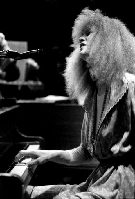 Carla Bley with the Carla Bley Band, Keystone Korner, San Francisco CA  2/10/79