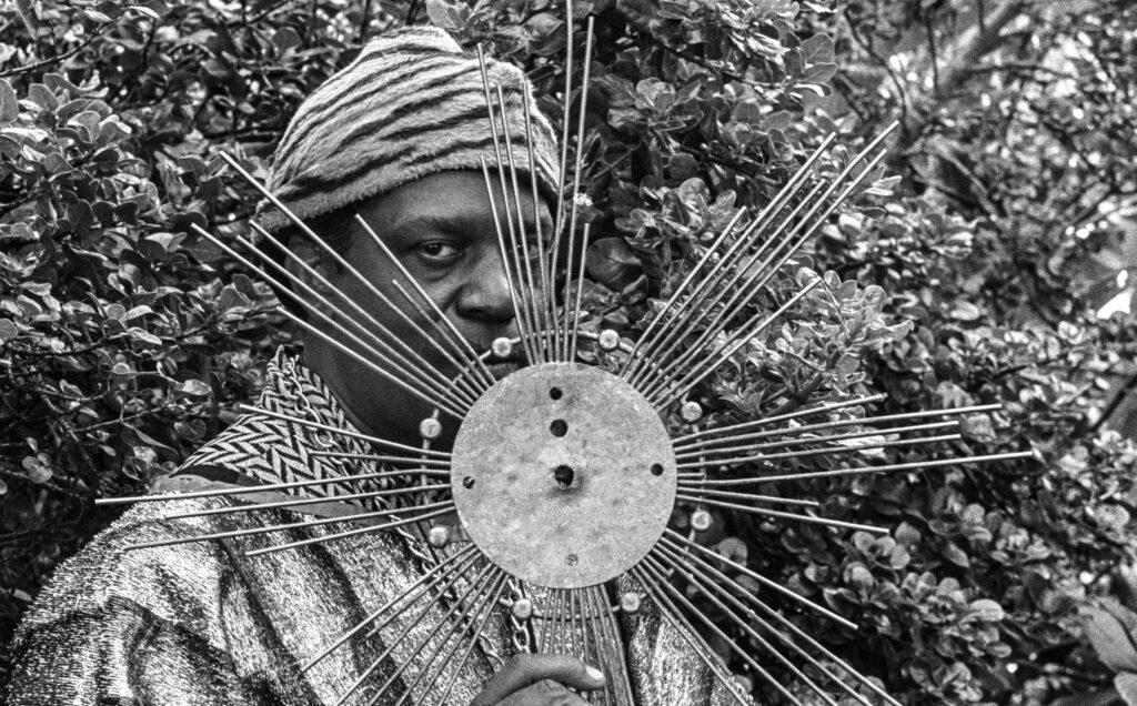 Sun Ra December 1968 Photo @Baron Wolman