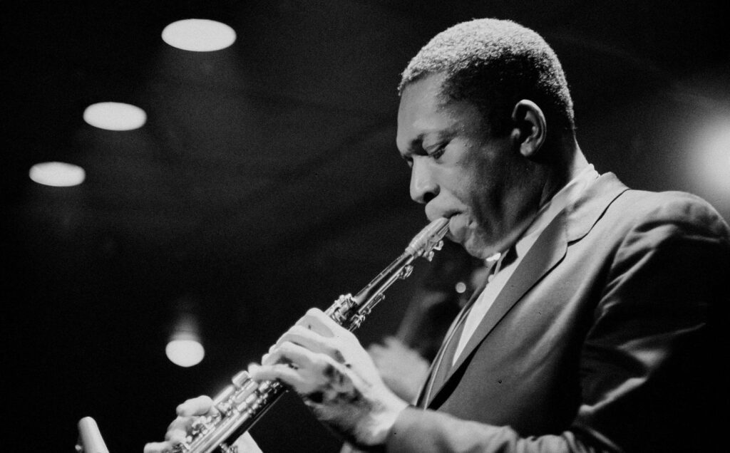 John Coltrane  ©Lee Tanner - The Jazz Image