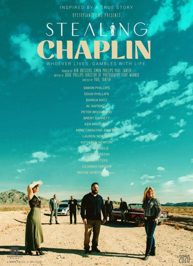 Stealing Chaplin Poster 2