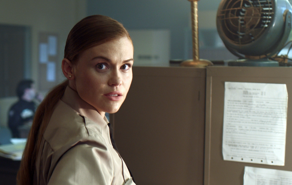 Holland Roden in Daniel Farrands'TED Bundy: American Boogeyman. Photo Credit: Dark Star Pictures/Voltage Pictures